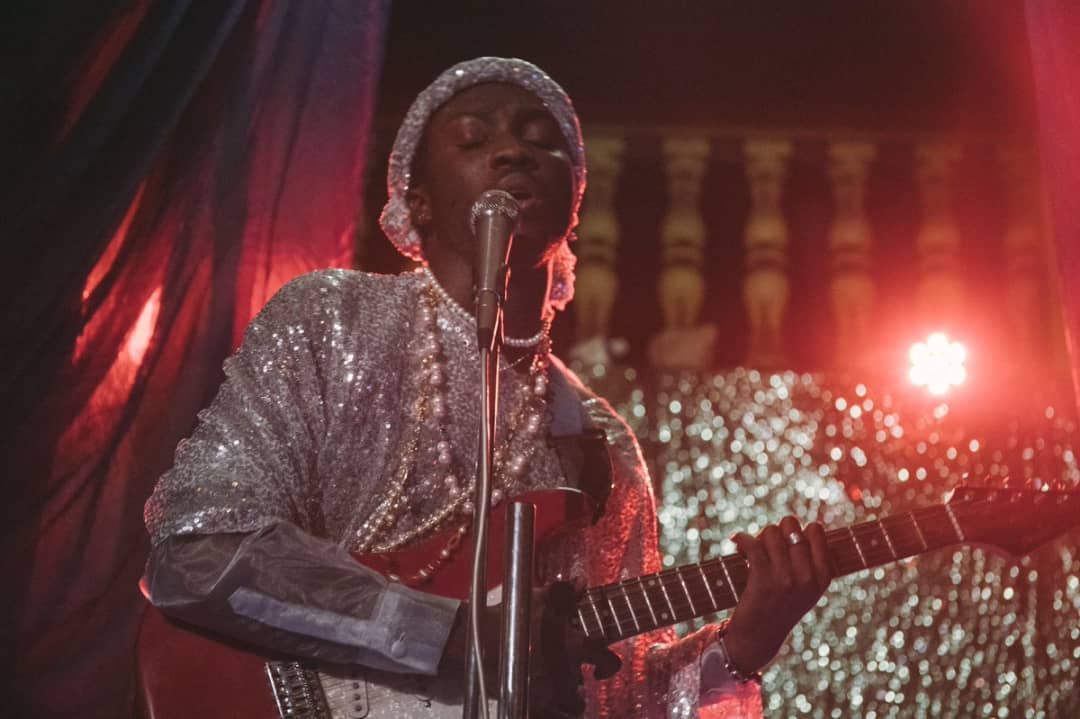 Odunsi Pays Homage to Late 80s Yoruba Party Culture In New